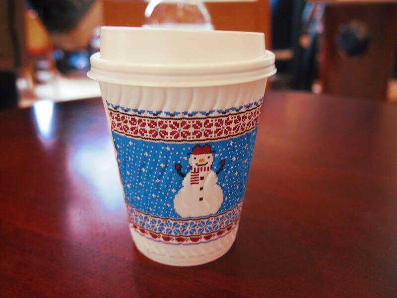 COSTA COFFEEカップ
