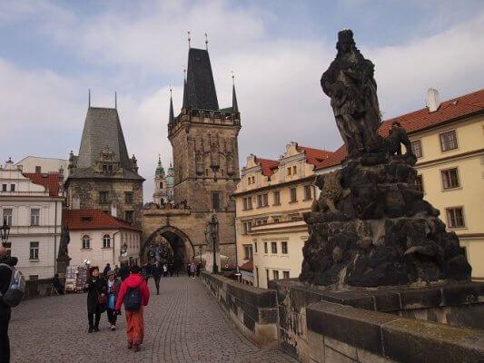 プラハ観光1
