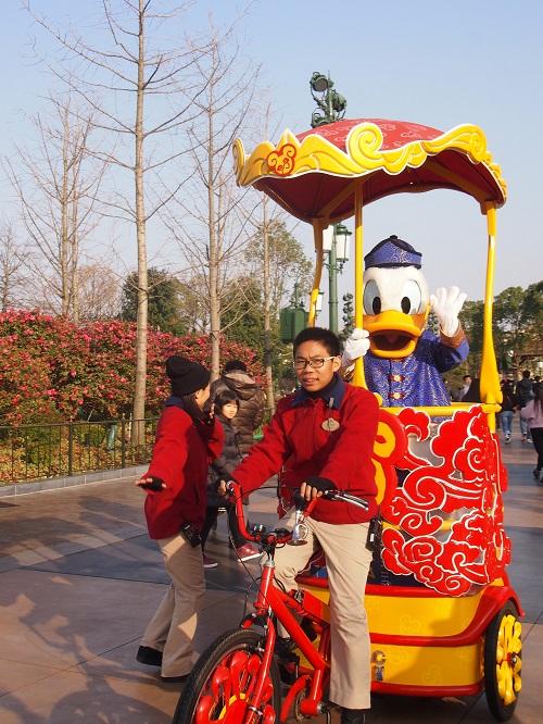 上海ディズニーランド4