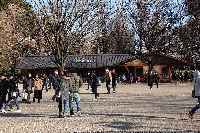 東京デート_上野公園