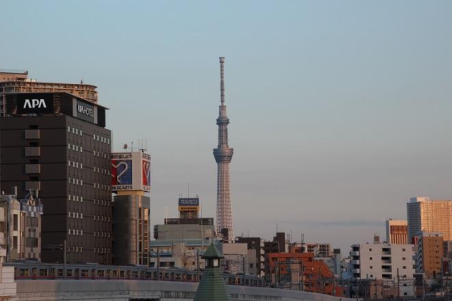東京デート_スカイツリー2
