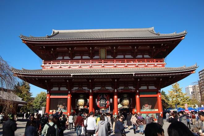 東京デート_浅草