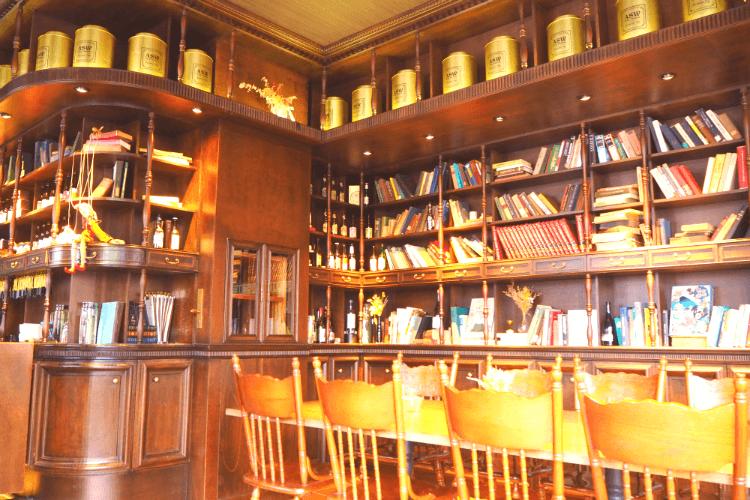 迪化街のカフェ1