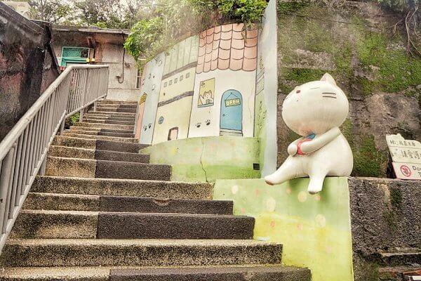 台湾 猫村2
