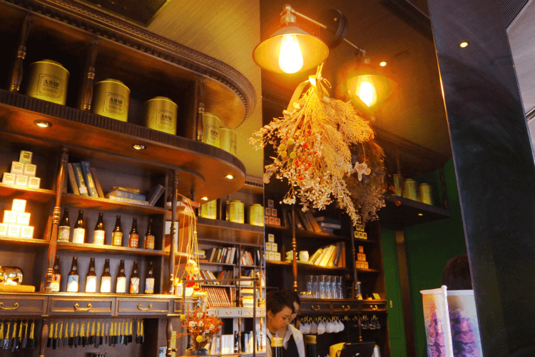 迪化街のカフェ9