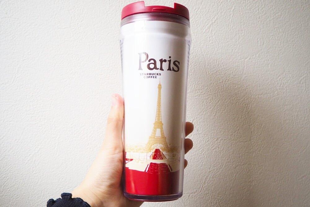 パリのスタバ