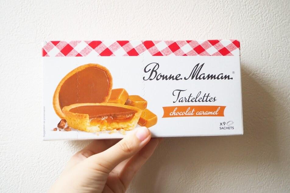 ボンヌママンのチョコレートタルト