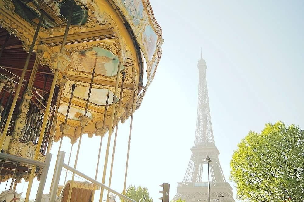 フランス旅行費用1