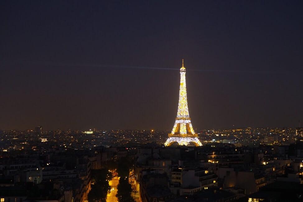 パリ凱旋門21