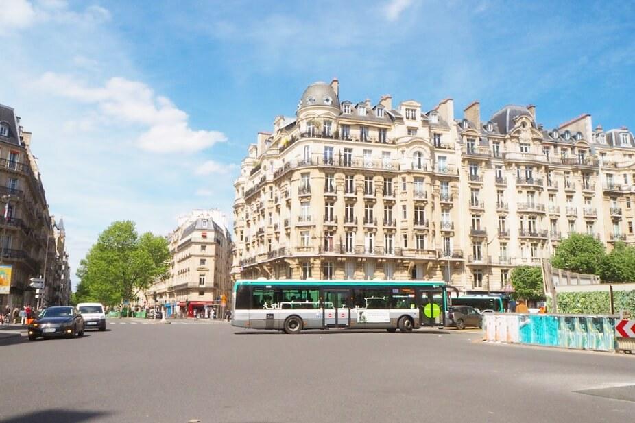 フランス旅行費用5