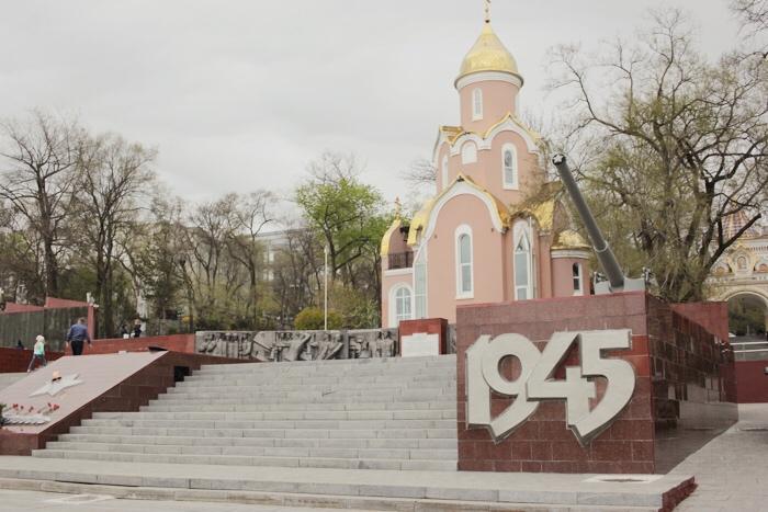 ウラジオストク旅行記22