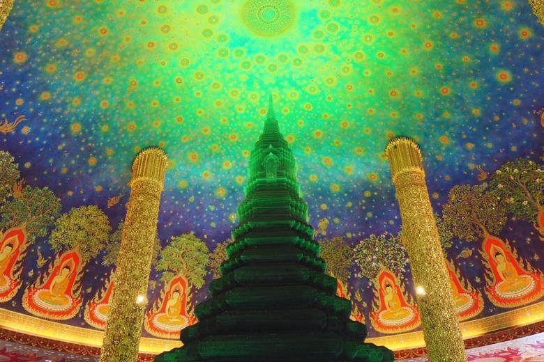 タイ旅行の費用1
