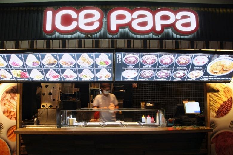 ice papa