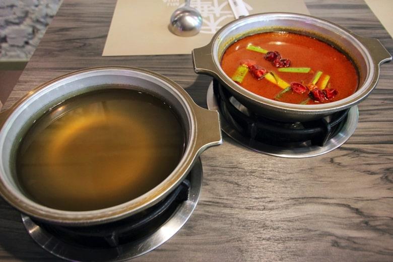 火鍋のスープ