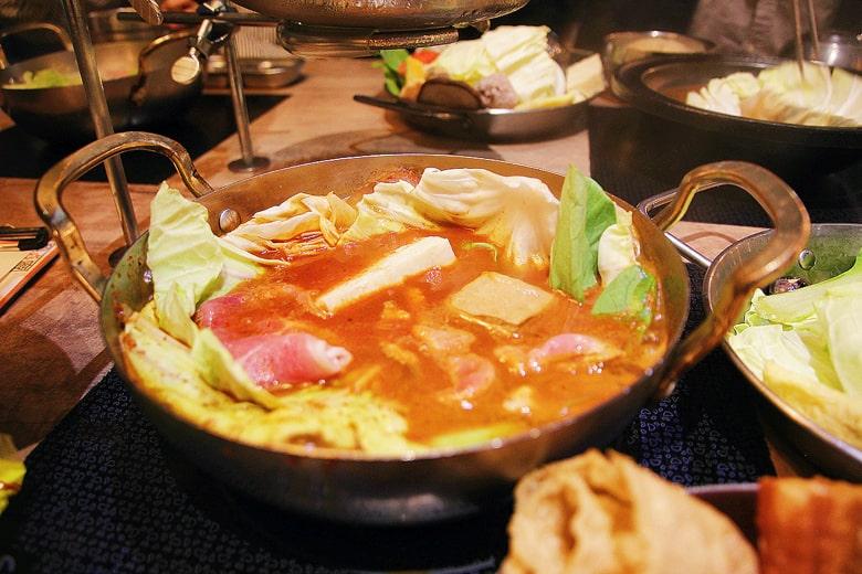 食焱廠創意鍋物のお鍋