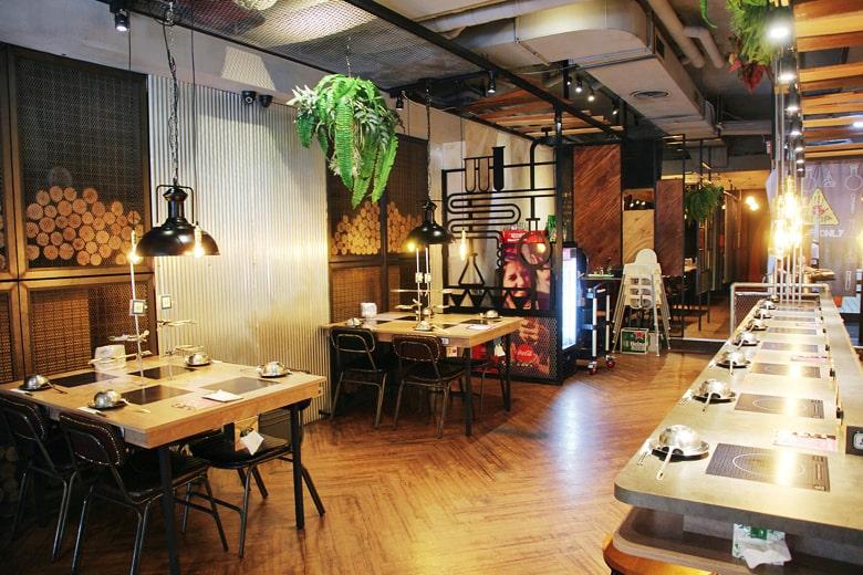 食焱廠創意鍋物の台湾お鍋