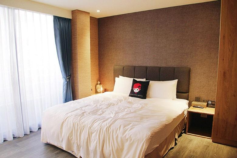 皇家玫瑰旅館 双城館のお部屋